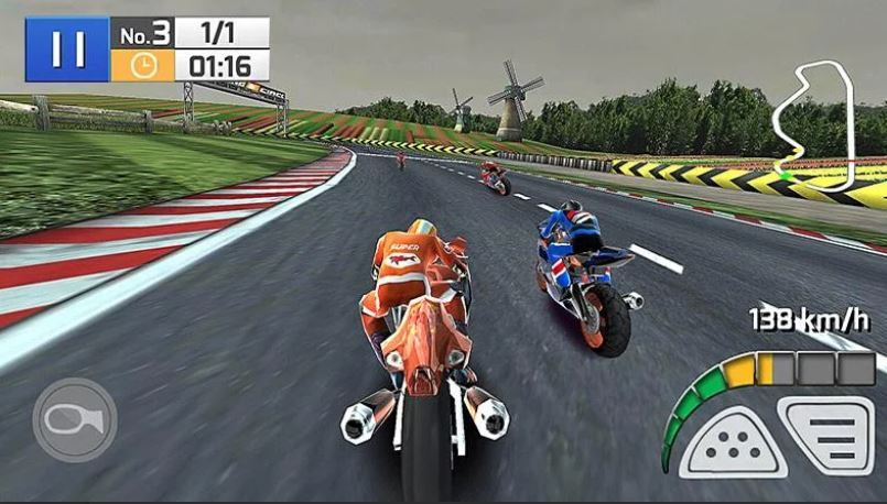 Real Bike Racing for Android