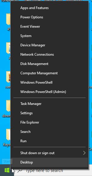 Run Windows 10 Powershell as admin