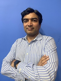 Mr Sheshgiri Kamath, Co-founder & CEO, Kapture CRM