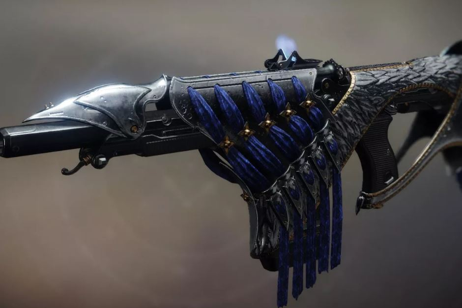What is Bastion fusion rifle in destiny