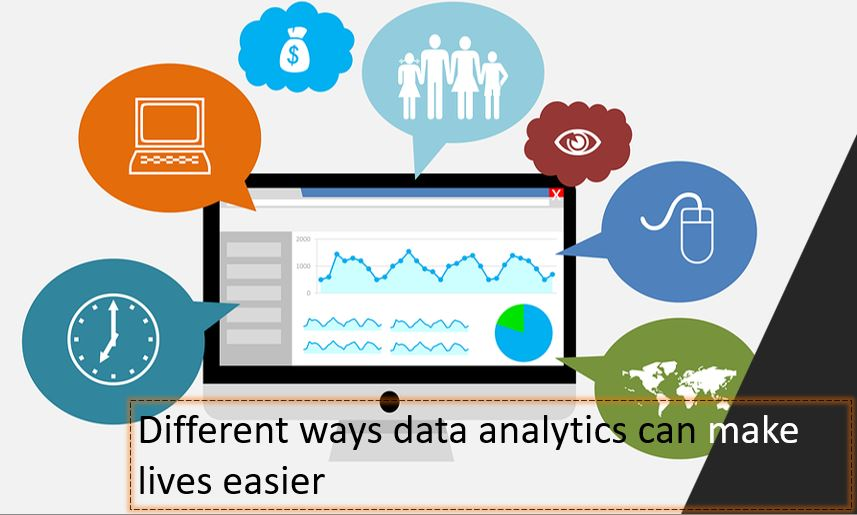 What is data analytics Different ways data analytics can make lives easier