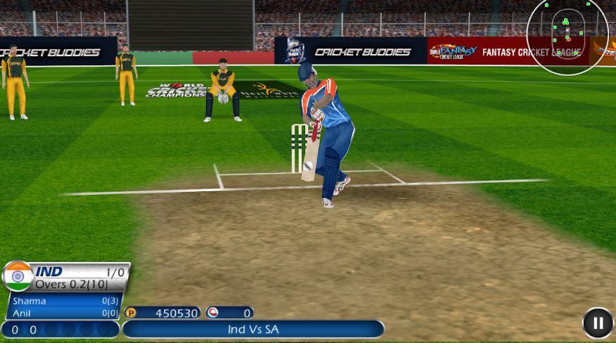 World Cricket Championships LTV