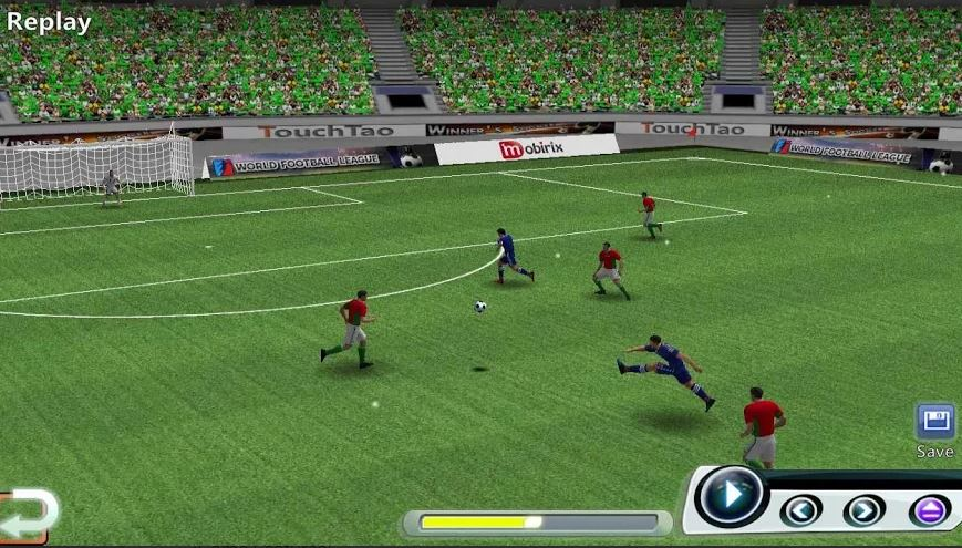 World Soccer League Android