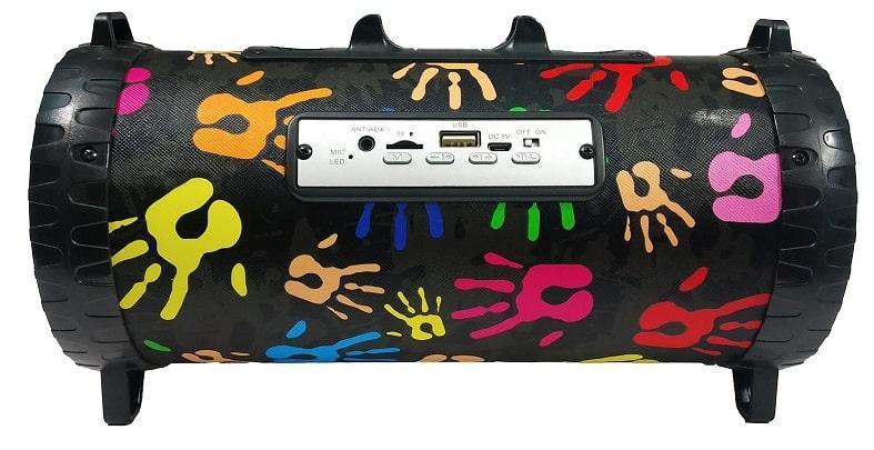 AMANI launches ASP SP 7600 DJ Series Bluetooth speaker-min