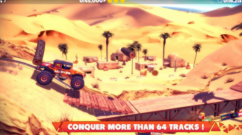 Best off road games for Android