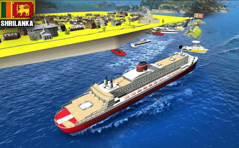 Brazilian Ship Games Simulator for Android
