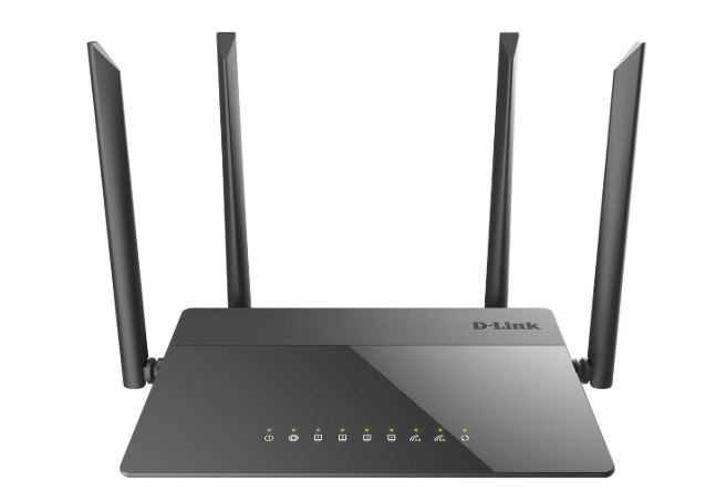 D-Link DIR-841 – AC1200 MU-MIMO Wi-Fi Gigabit Router with Fast Ethernet LAN Ports