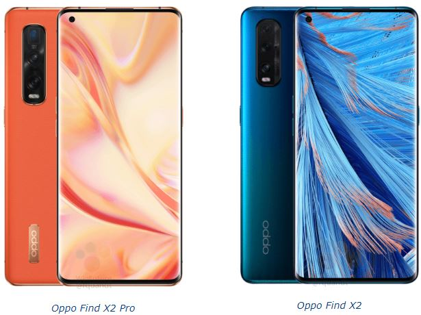 OPPO Find X2 (Pro) Specifications