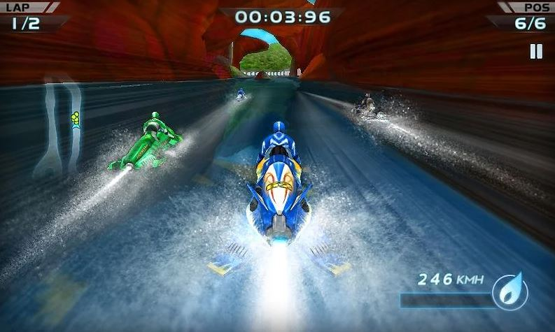 Powerboat Racing 3D Android games