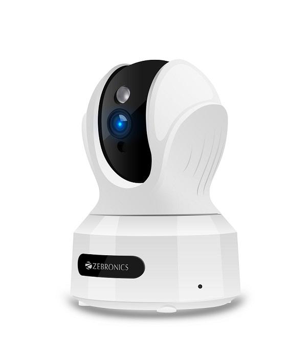 Smart Wifi PTZ camera ZEB-HA2NW10M-PT-HMBW Home Automation Camera – White