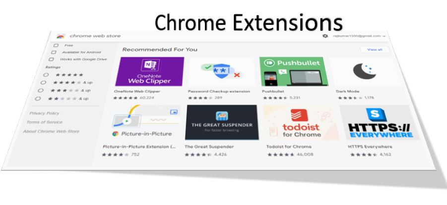 Top 10 Google Chrome extensions to boost your productivity