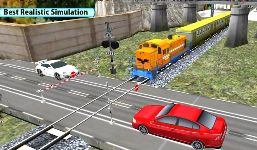 Train Racing 3D-2018 Android