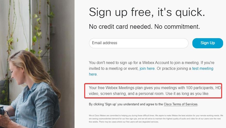 WebEx from Cisco