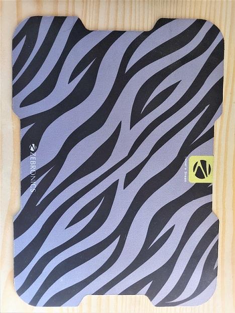 Zebronics mouse pad