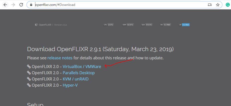 download OpenFLIXR