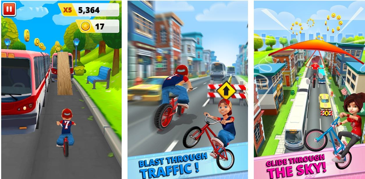 Bike Race – Bike Blast Rush-min