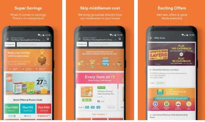 Grofers – Order Grocery Online