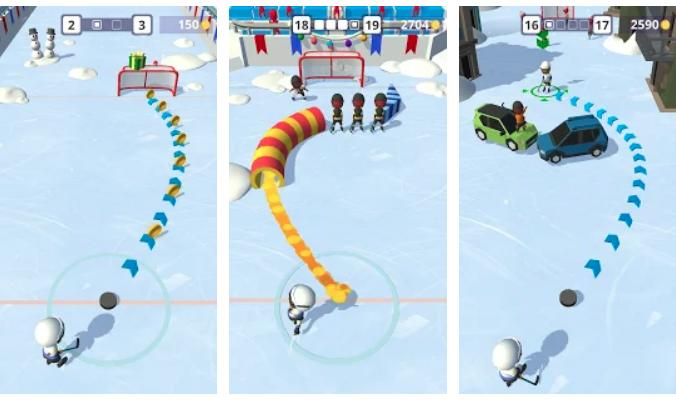 Happy Hockey game app on play store
