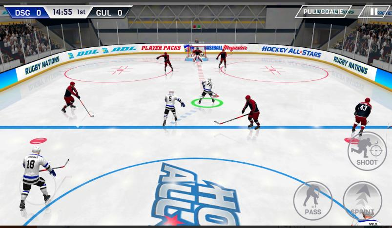 Hockey All Stars for Android