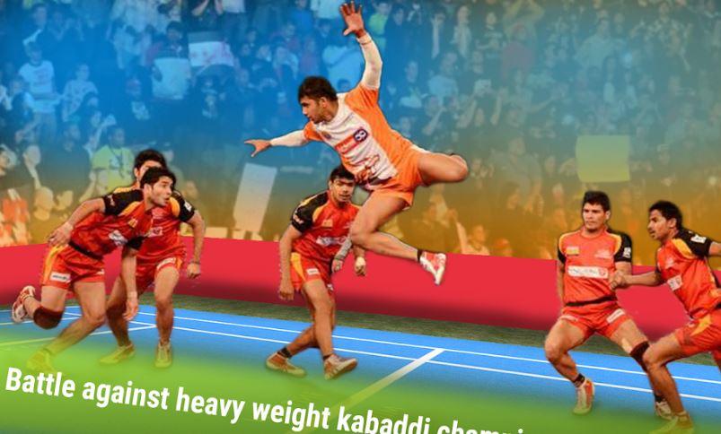 Kabaddi Fighting 18 Pro