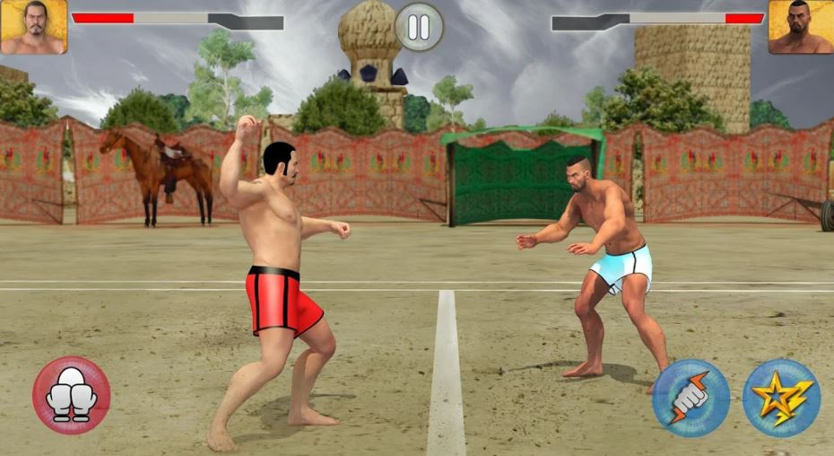 Kabaddi Fighting League 2019 for Android