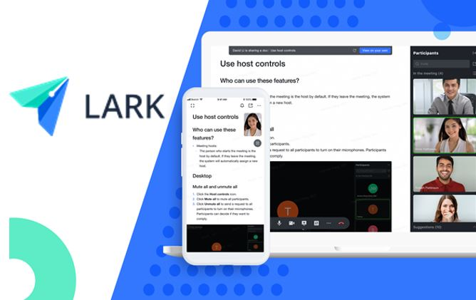 Lark launches a free Digital collaboration suite in India