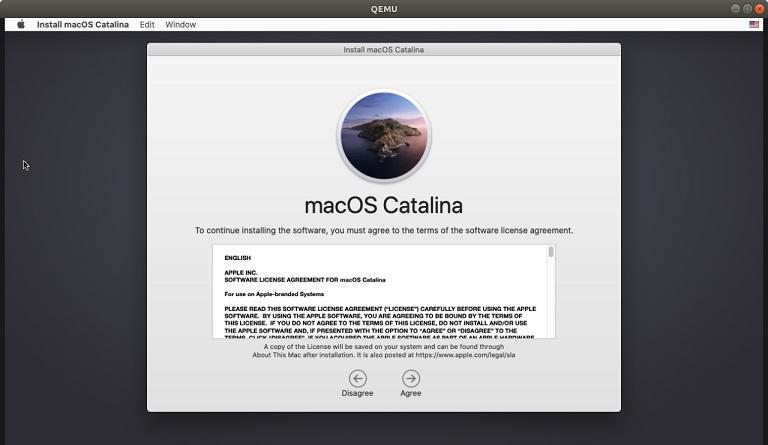 Sosumi MACOS Catalina
