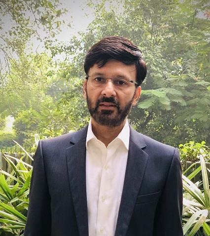Mr. Manish Agarwal Director Secureye