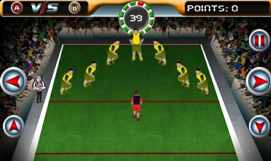 Play Kabaddi on Android