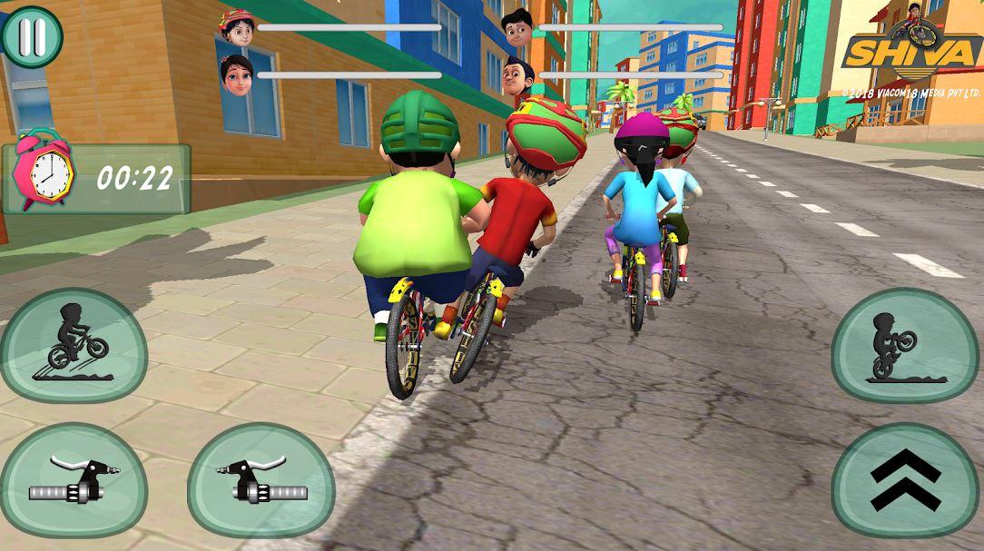 Shiva Bicycle Racing-min