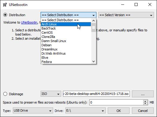 Unetbottin download distribution