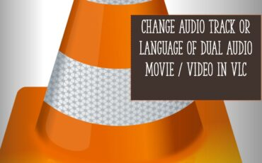 Change Audio track or Language of Dual Audio movie Video in VLC min