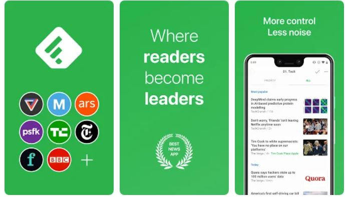 Feedly – Smarter News Reader