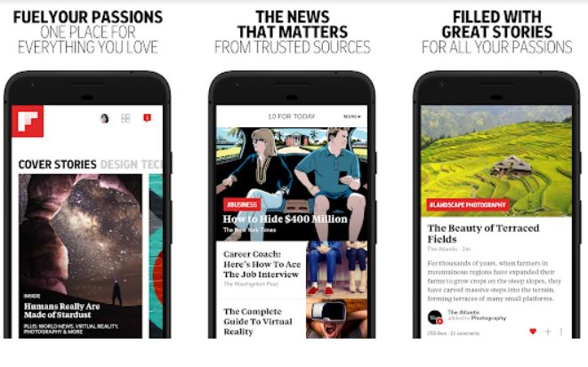 Flipboard – Latest News, Top Stories & Lifestyle
