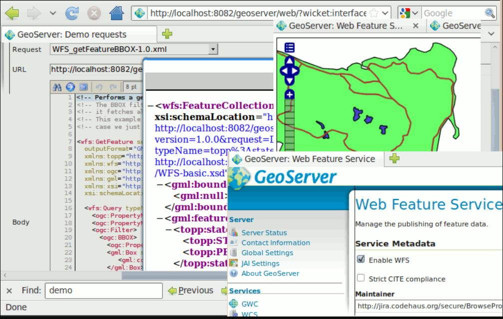 GeoServer screenshot-min