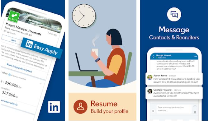 LinkedIn Jobs Search, News & Social Networking