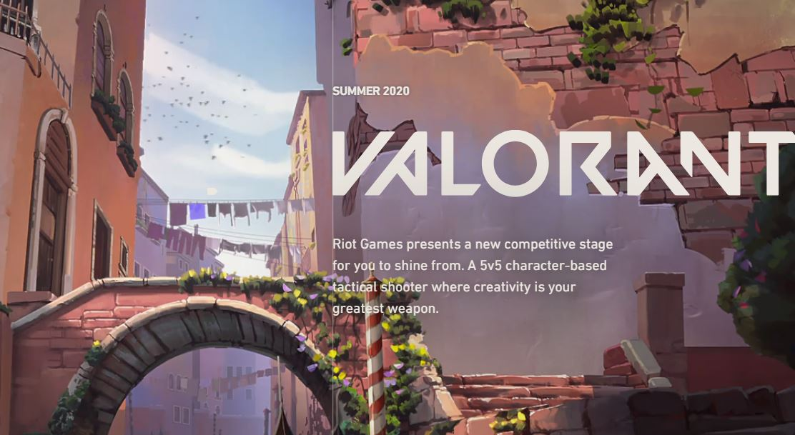 Riot games finally has confirmed the Valorant Release Date