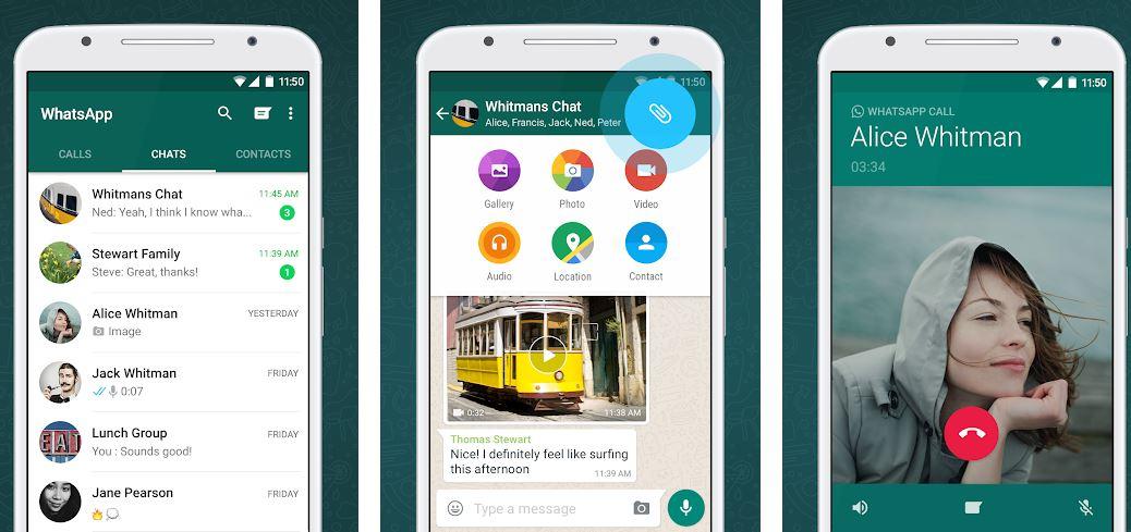 WhatsApp Messenger-min