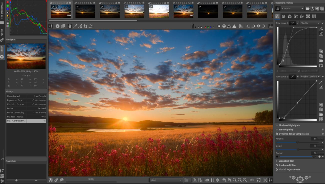 rawtherapee-best-Adobe-photoshp-alternative-free-tool