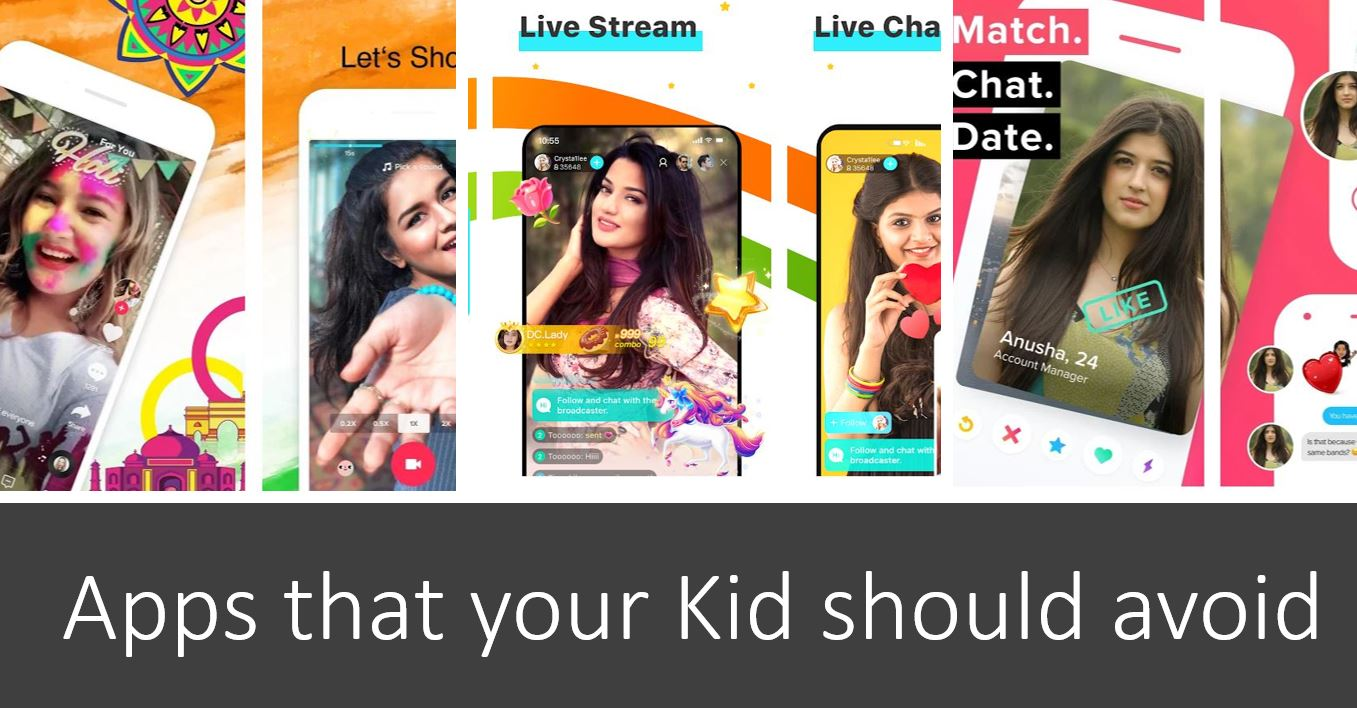 social media apps that your child should avoid