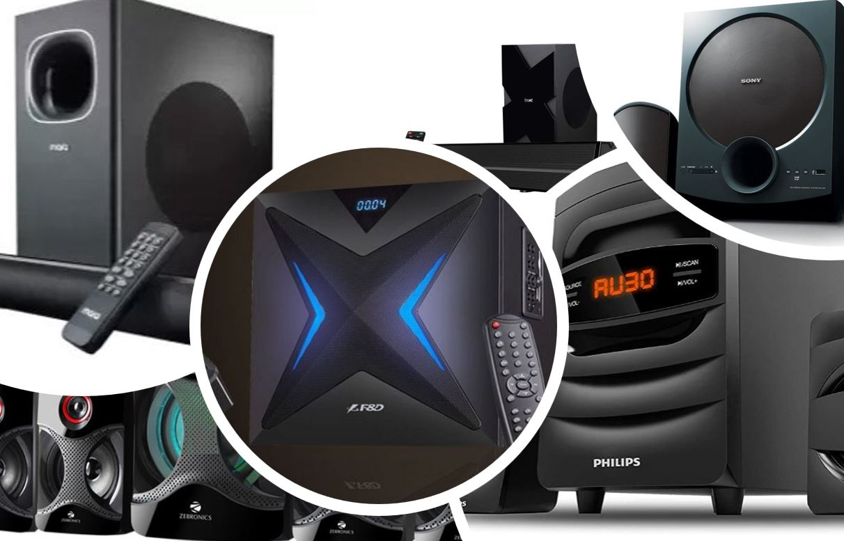 6 Best Affordable Home Theaters in India