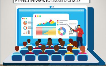 9 Most effective ways to learn digitally using digital education min