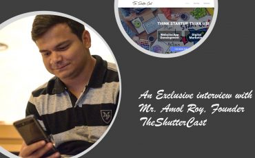 An Exclusive interview with Mr Amol Roy Founder TheShutterCast min