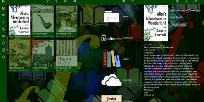 Freda best ePub reader and viewer for Window 10