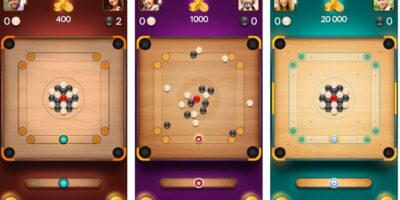 Carrom Pool indoor game for Android
