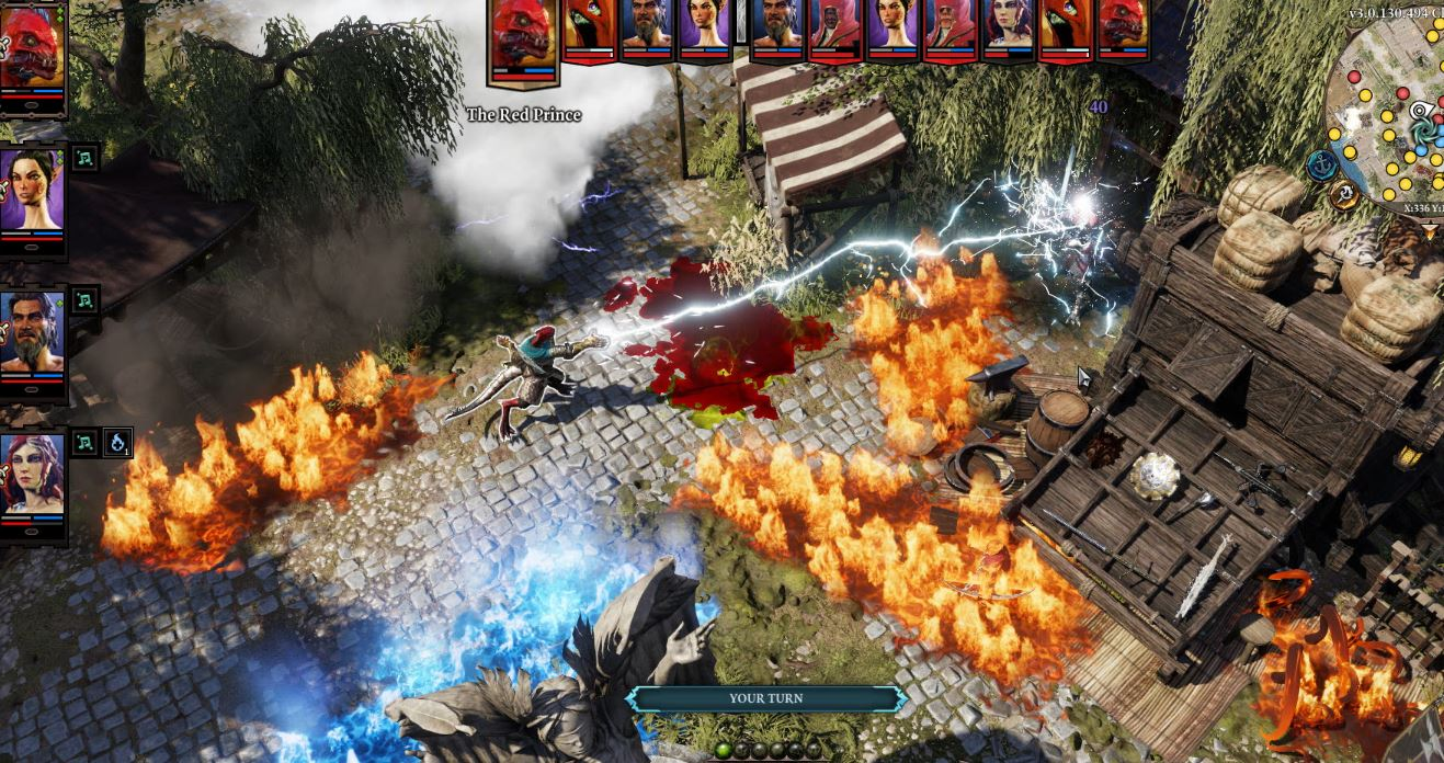 Divinity Original Sin 2 Graphical Novel DLC Updates min