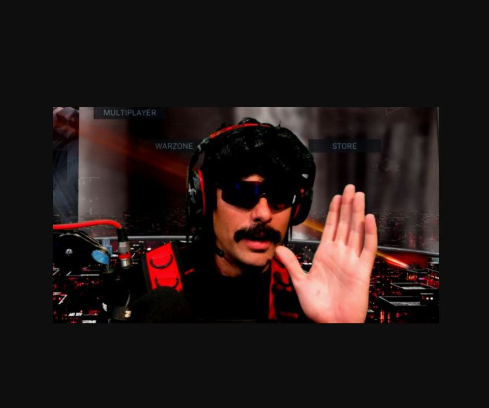 DrDisrespect Got Banned From Twitch.tv For Lifetime, Here
