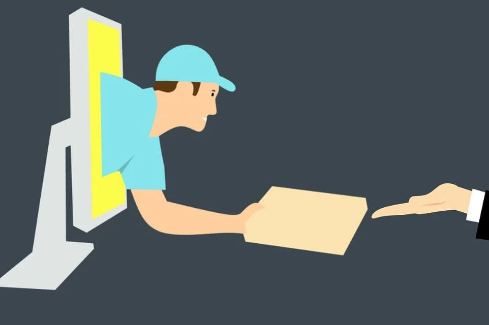 DropShipping online business idea min