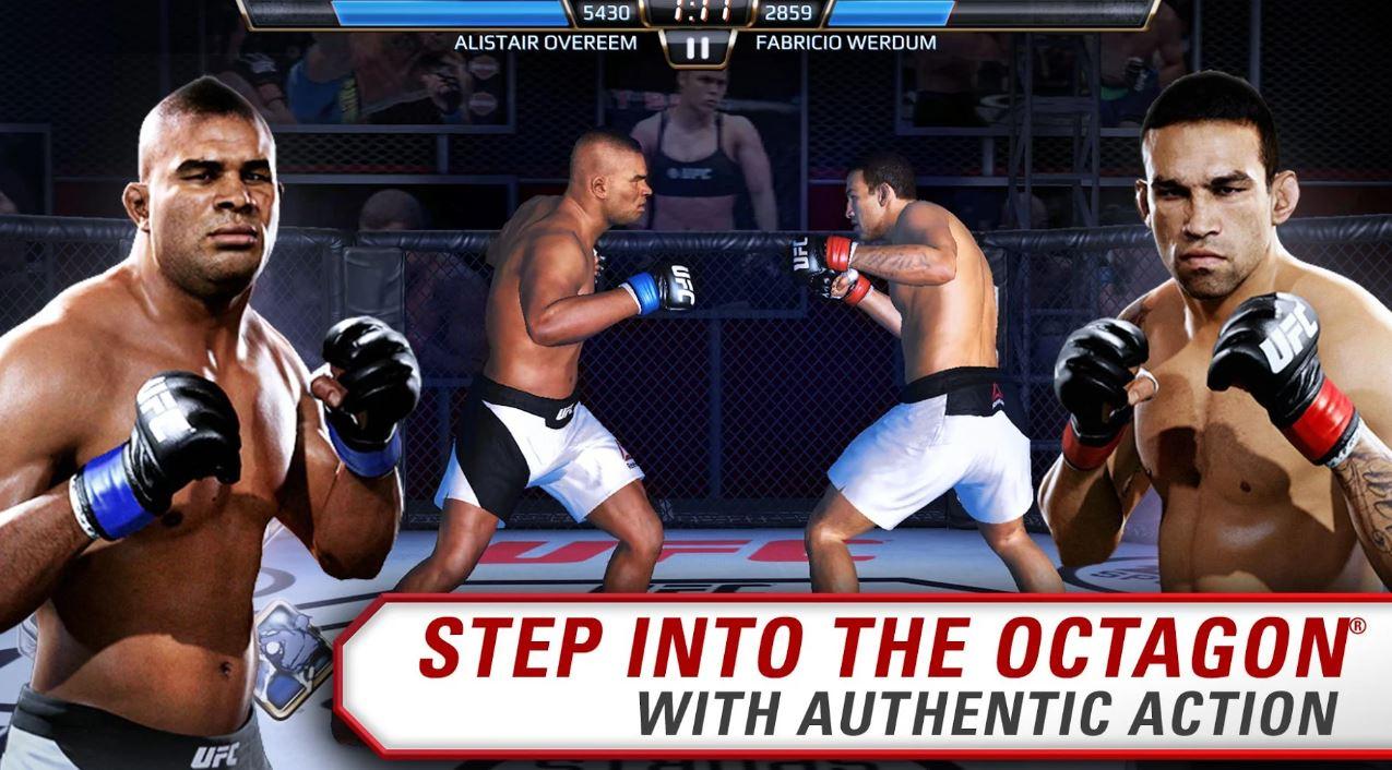 EA SPORTS UFC min