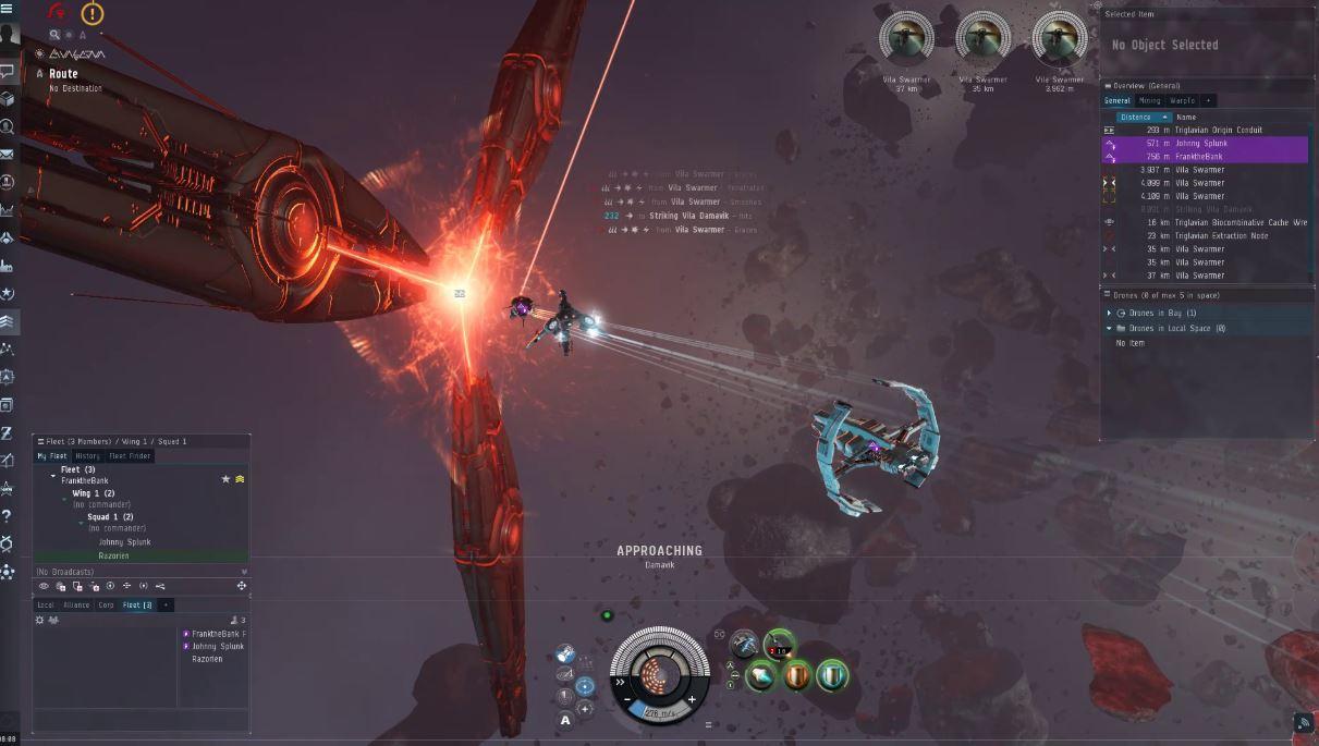 Eve online best free steam PC games min